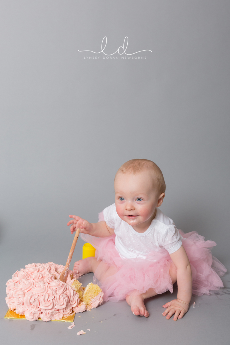 Cake Smash Photographers Leeds | Leeds Baby Photographers Yorkshire-19