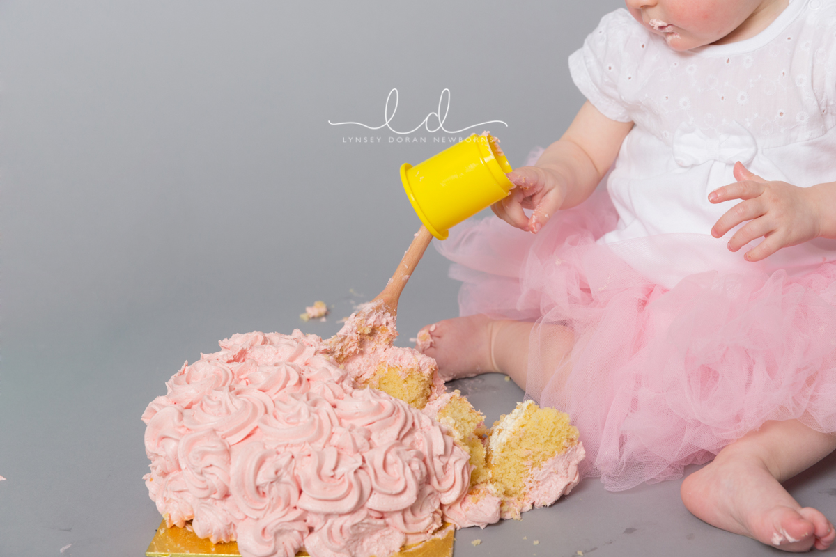Cake Smash Photographers Leeds | Leeds Baby Photographers Yorkshire-20