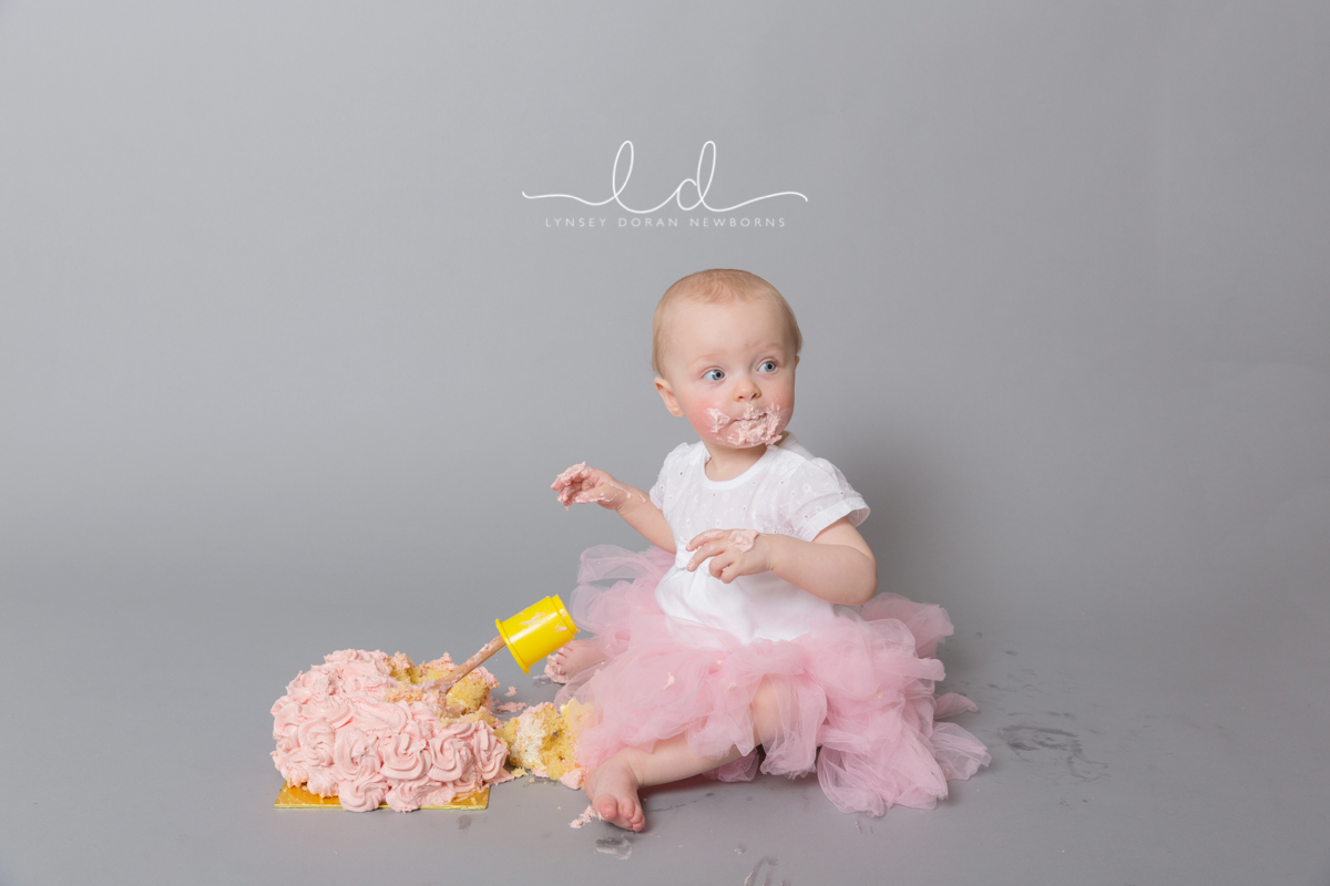 Cake Smash Photographers Leeds | Leeds Baby Photographers Yorkshire-22