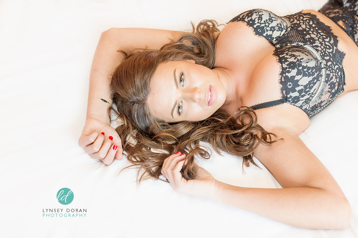 Boudoir photography studio leeds