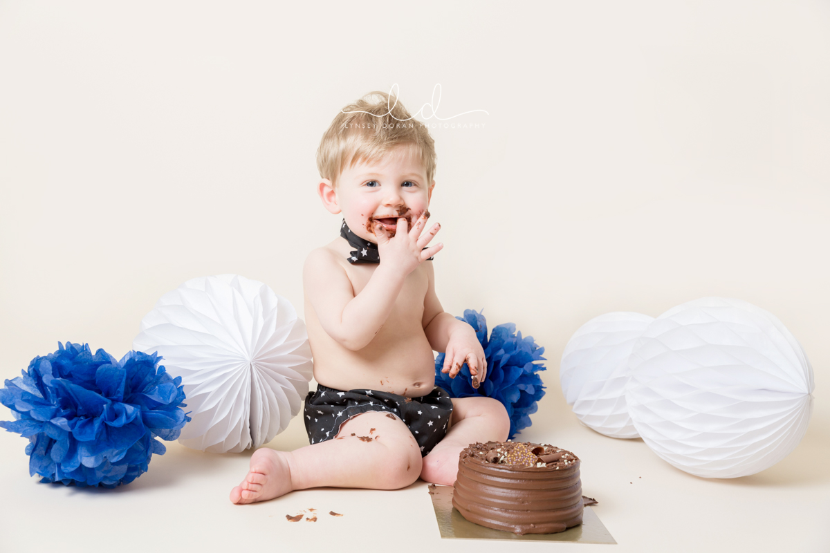 Cake Smash Photographers Leeds | First Birthday Cake Smash Photoshoots West Yorkshire-7
