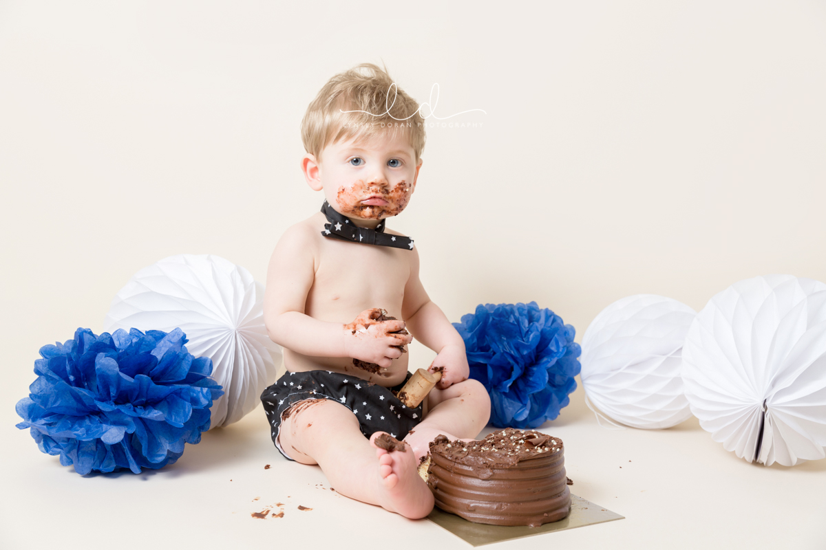 Cake Smash Photographers Leeds | First Birthday Cake Smash Photoshoots West Yorkshire-8