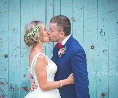 braisty estate wedding photographs