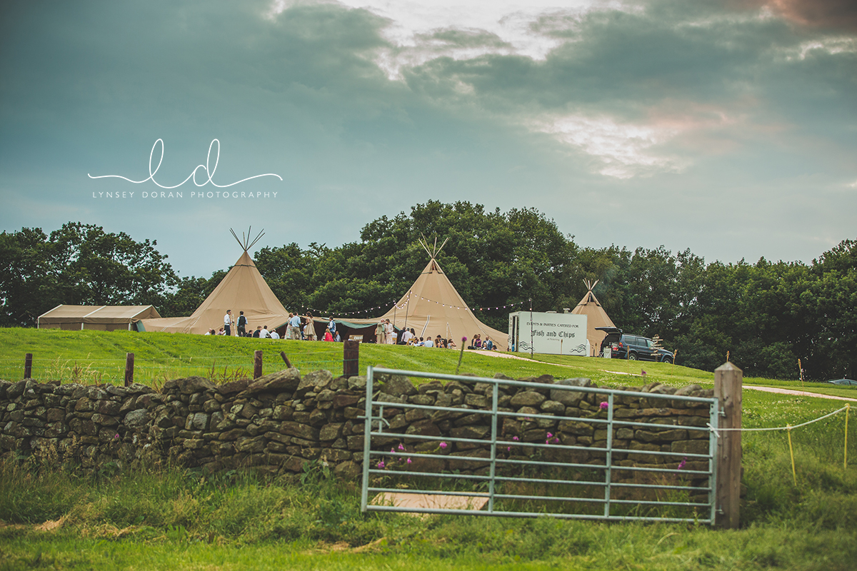 papakata weddings Yorkshire