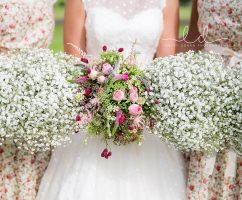 wedding florists west yorkshire