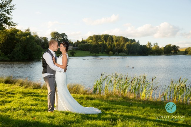 wedding photos at coniston hall hotel skipton
