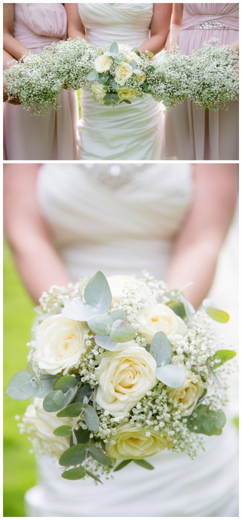 west yorkshire wedding florists