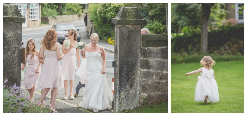 natural wedding photographers in leeds