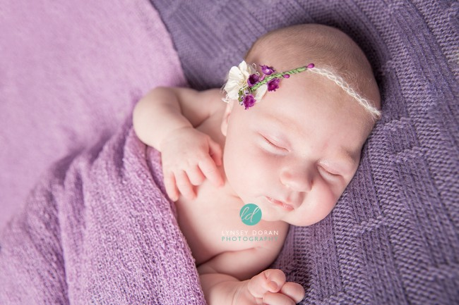 Newborn baby photography Otley Leeds