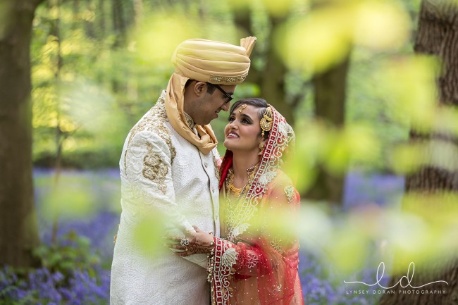 Asian weddings at Hazlewood castle