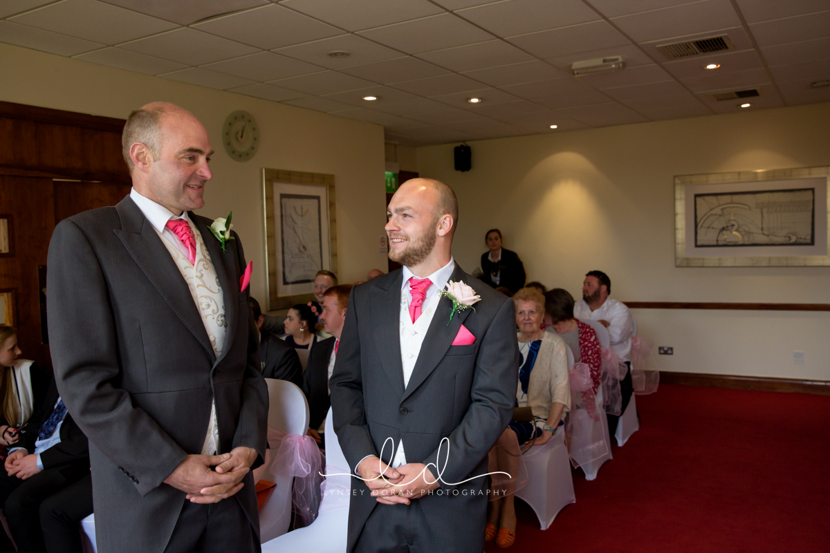 Natural relaxed wedding photographers West Yorkshire-7