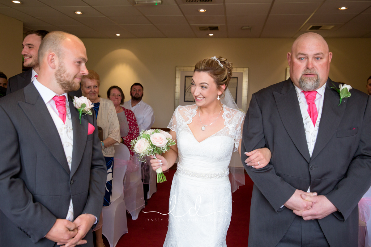 Natural relaxed wedding photographers West Yorkshire-9