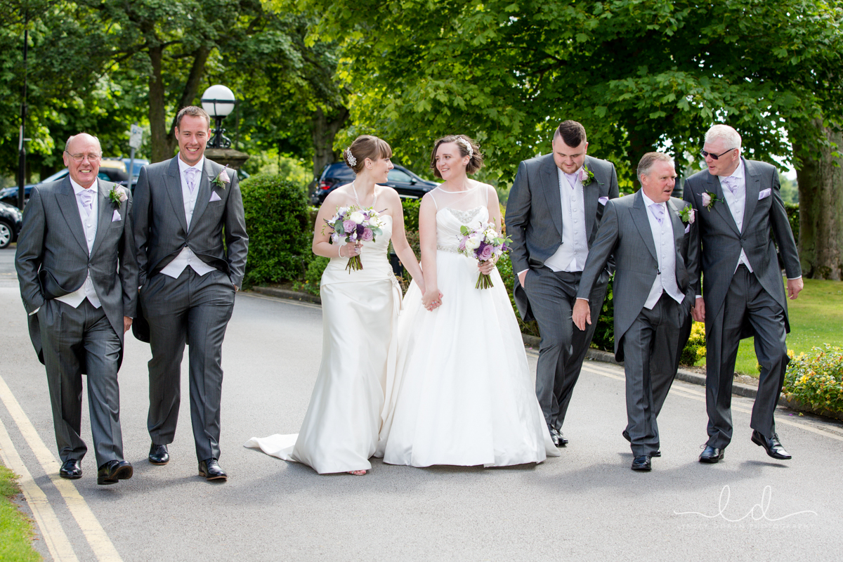 Wedding Photos at Cedar Court Hotel Harrogate-7