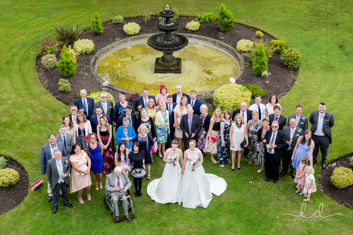 Wedding Photos at Cedar Court Hotel Harrogate