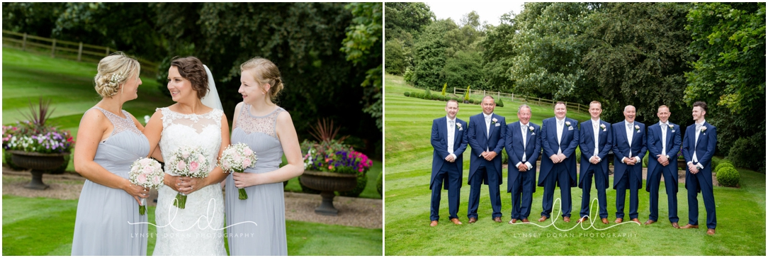 Weddings at Wentbridge House wedding Photography