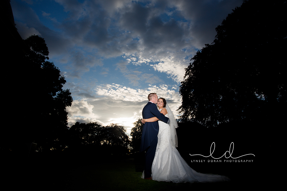 wedding photographs at Wentbridge house weddings