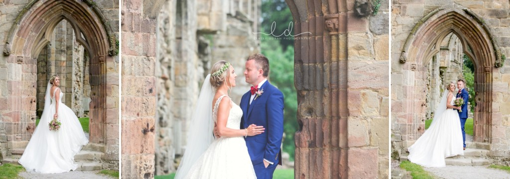 Bolton abbey wedding photographs