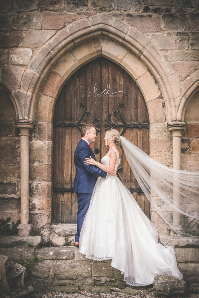 getting married at bolton abbey church