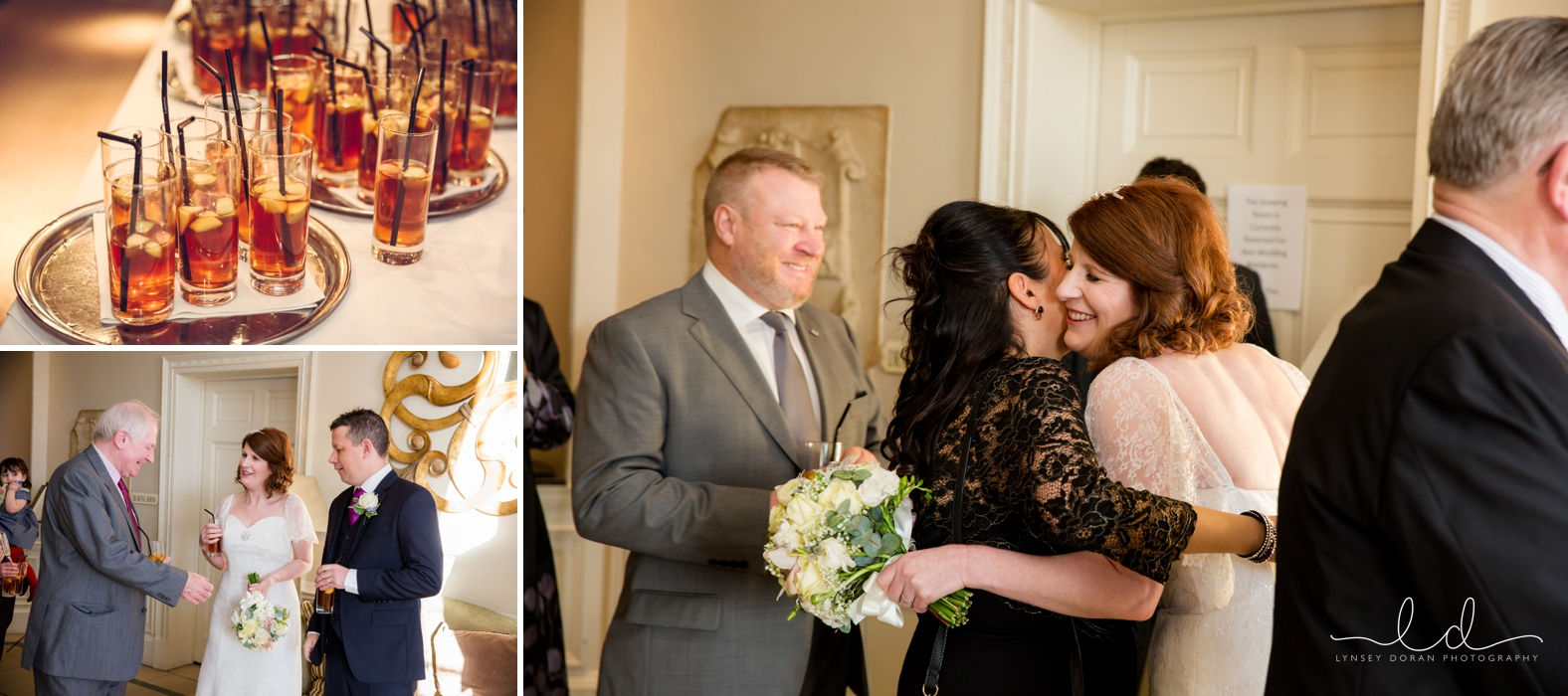 relaxed wedding photographers west yorkshire
