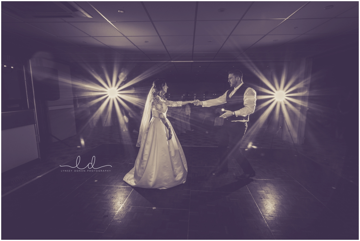 creative first dance wedding photos