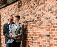 Same Sex Wedding Photographers Leeds