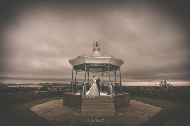 Creative wedding photographers Yorkshire