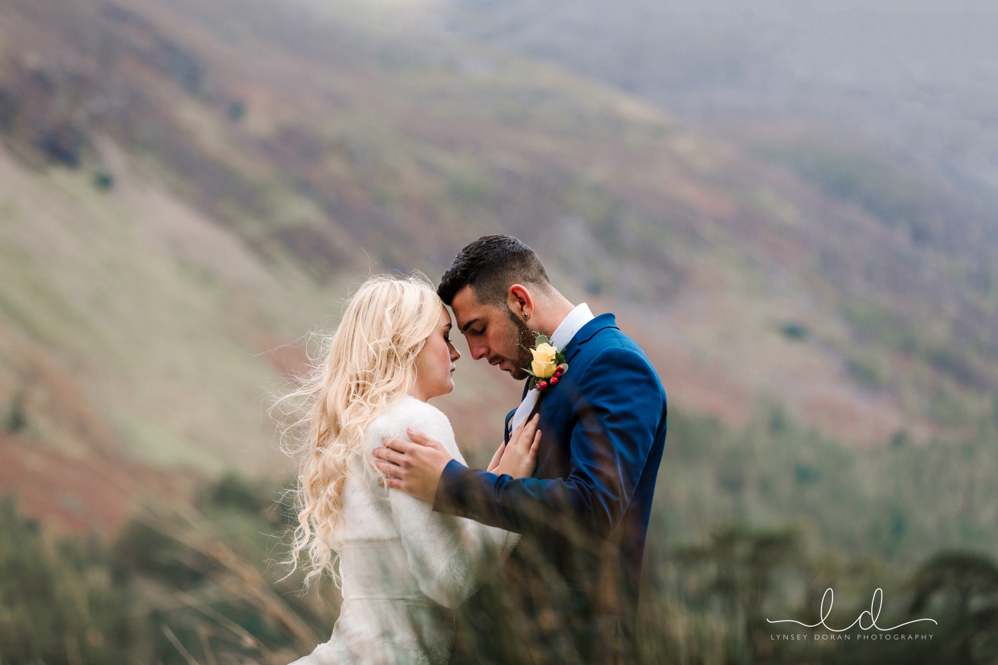 Wedding Photographers in the Lakes