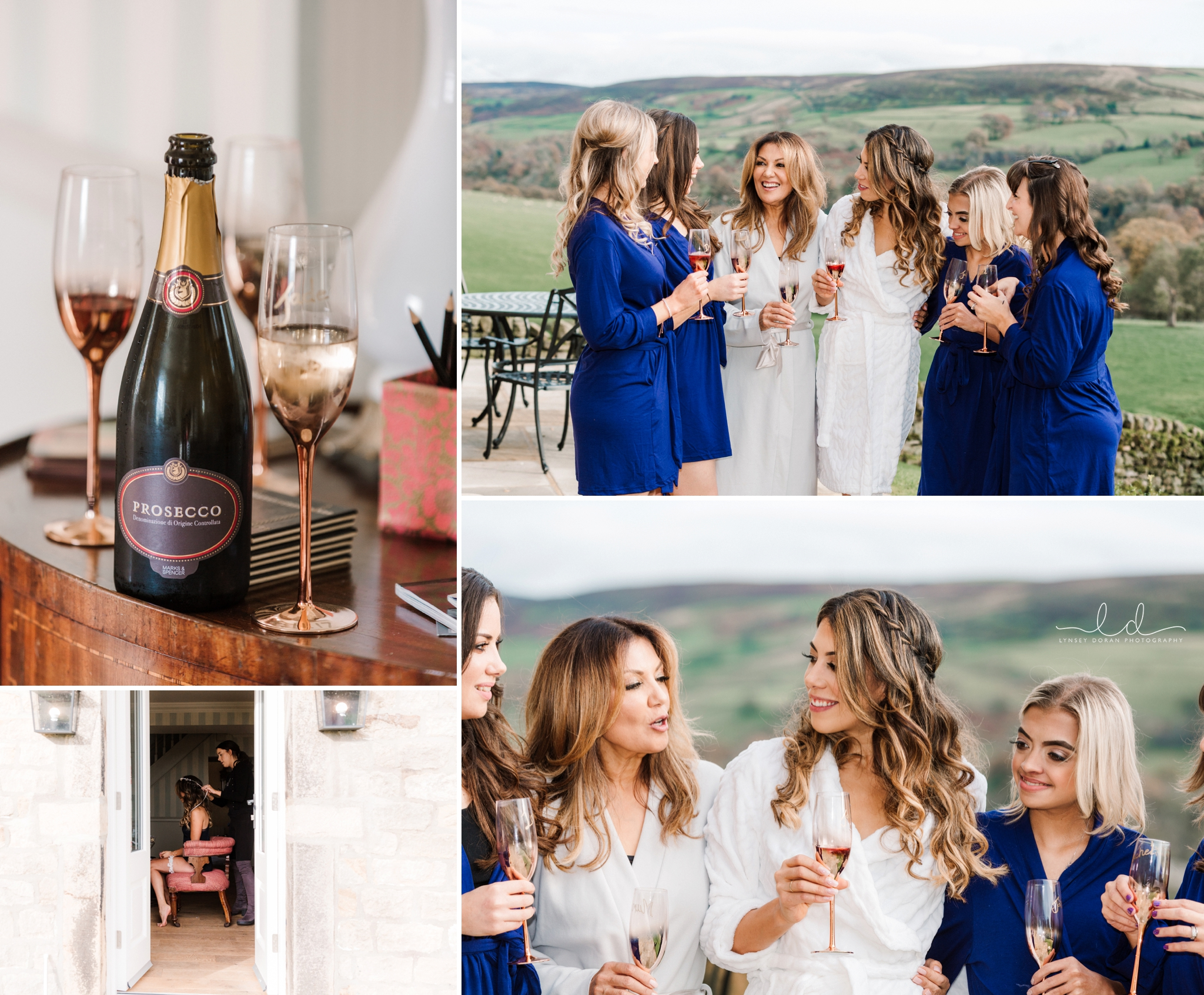 Priests House Barden Towers Wedding Photography | Weddings at Bolton Abbey_0005