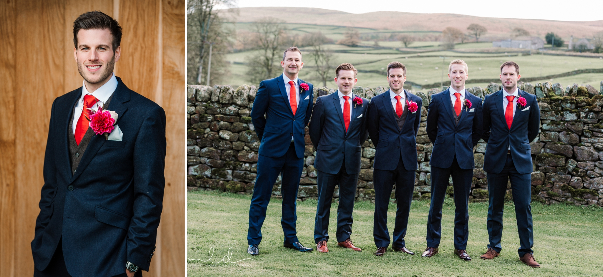 Rustic Wedding Photographers Yorkshire | Barden Towers Wedding Photos_0014