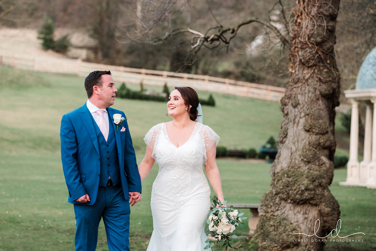Wedding Photos at Wentbridge house Pontefract