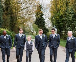 Group wedding Photographs The Normans York