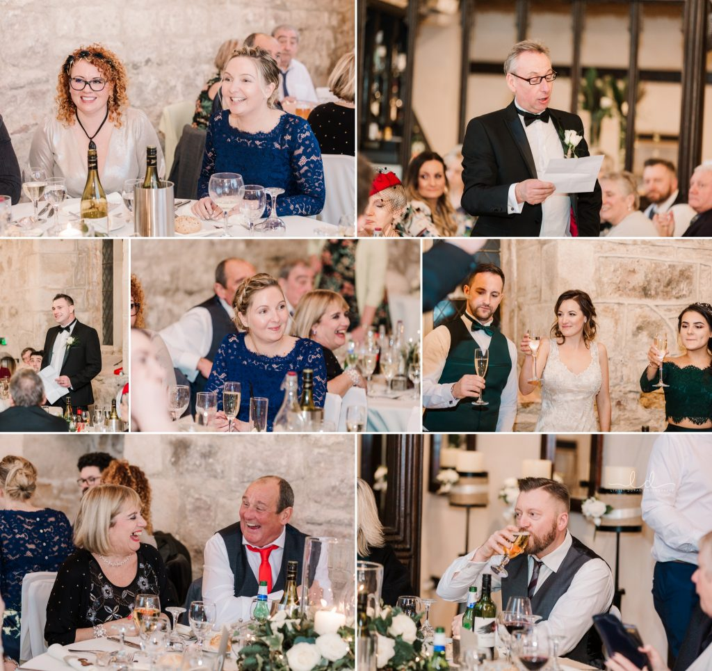 Barden Towers Wedding Photography Bolton Abbey