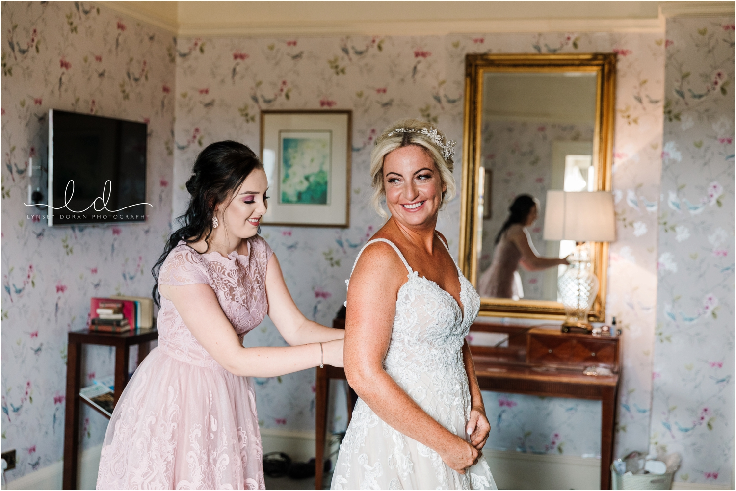 Hazlewood Castle Wedding Photography Leeds_0072