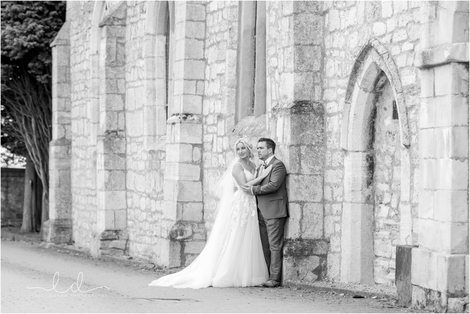 Hazlewood Castle Wedding Photography Leeds