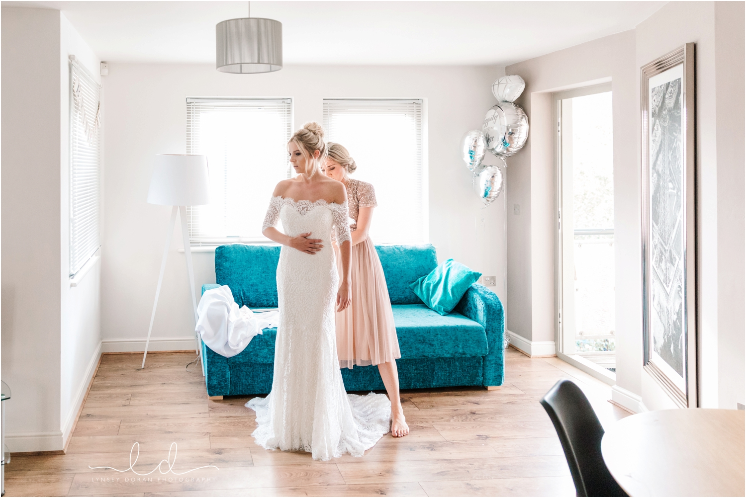 Sandburn Hall York Wedding Photographer