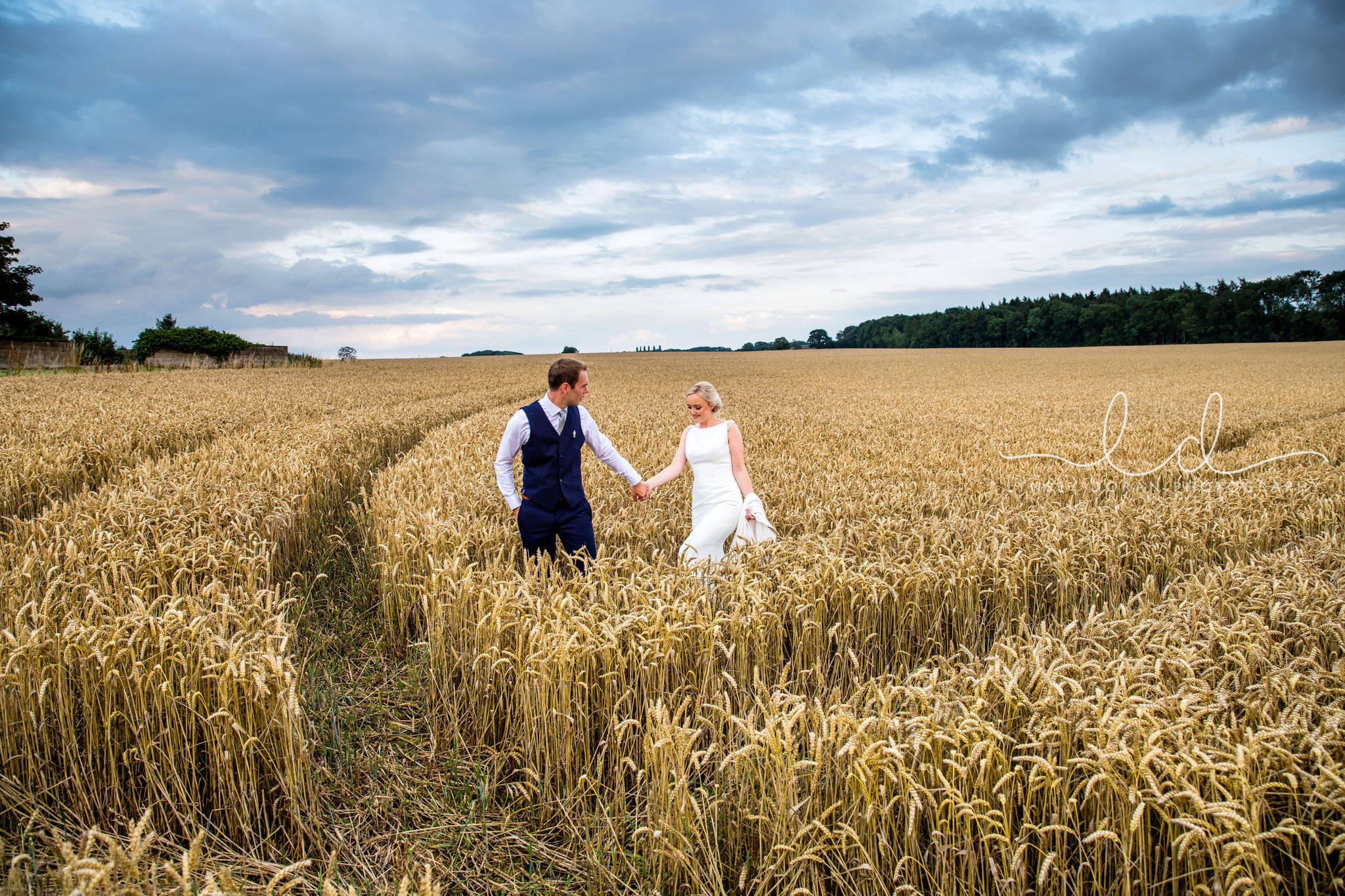 Priory cottages wedding photographers