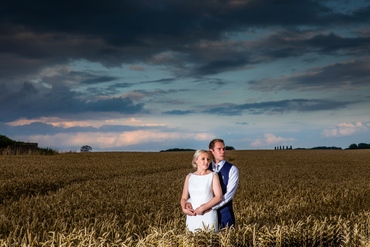 Wedding Photographs at Priory Cottages