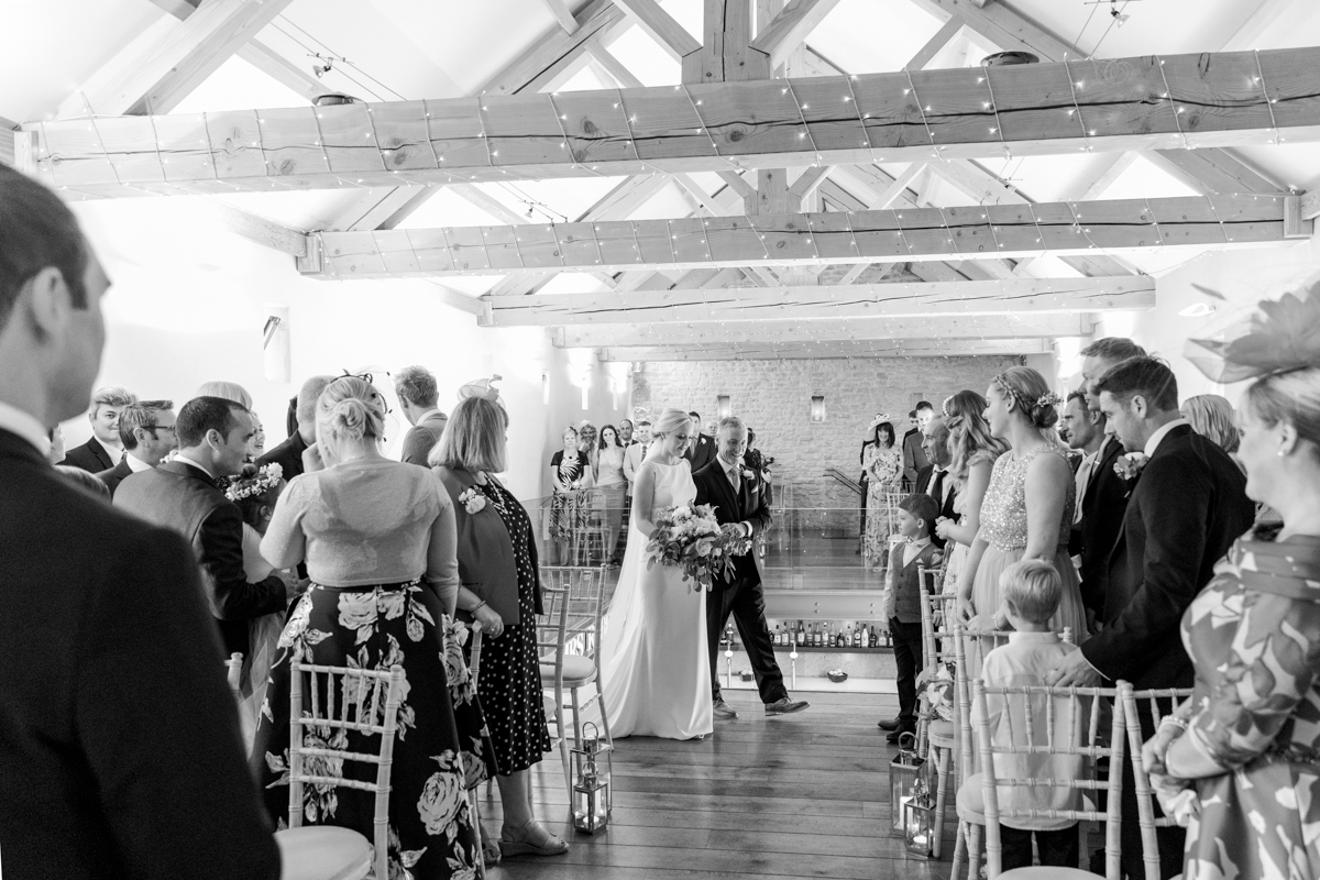 Weddings at Priory Cottages