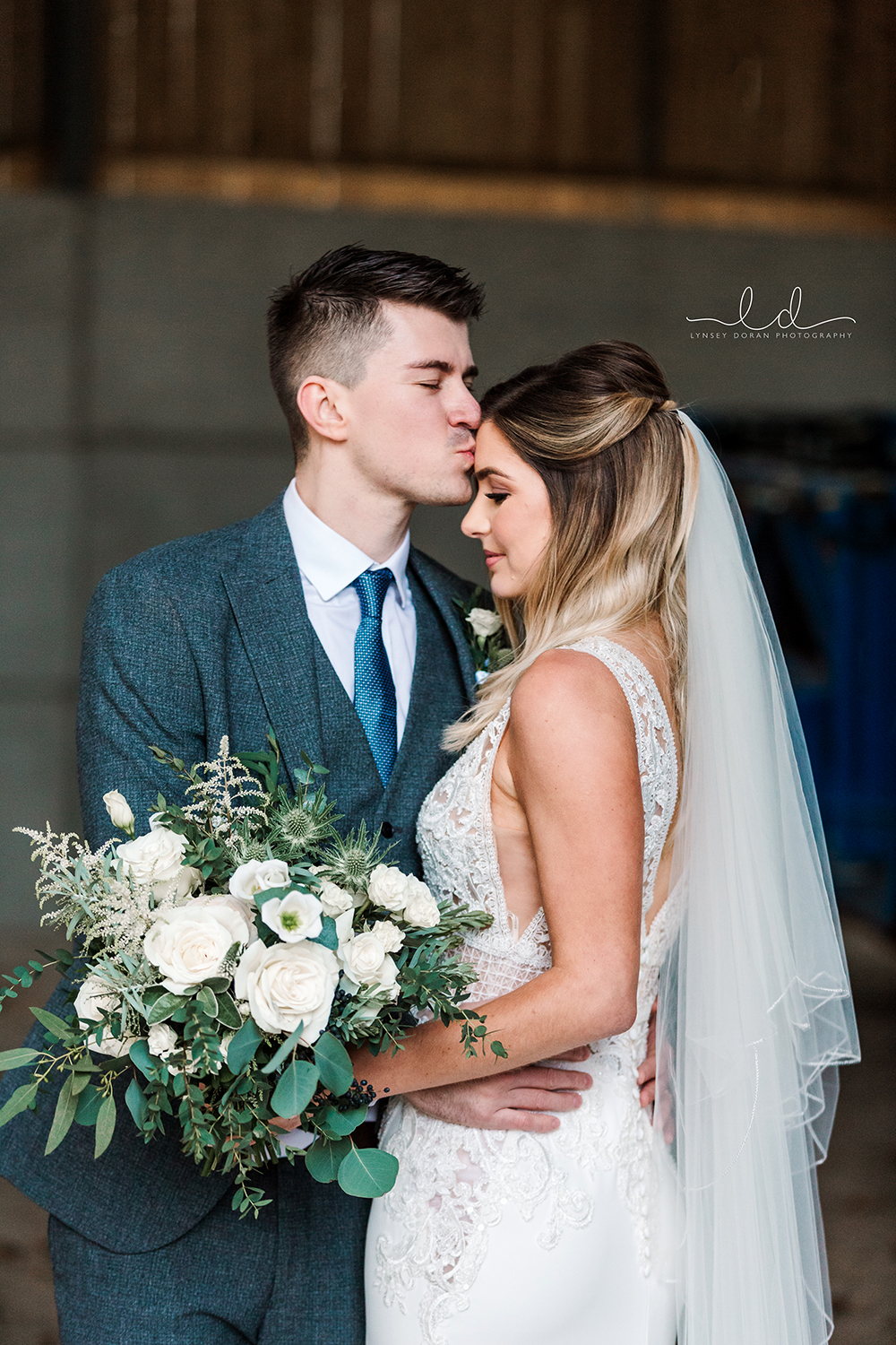 The Normans York Wedding Photos-2LR