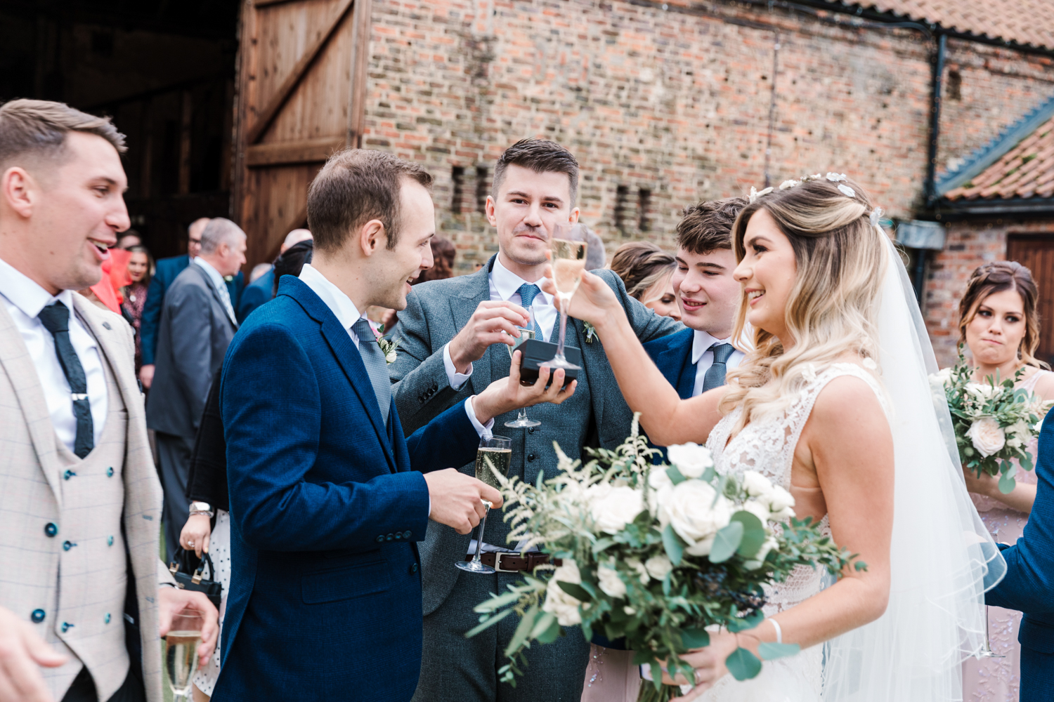 The Normans York Wedding Photographers