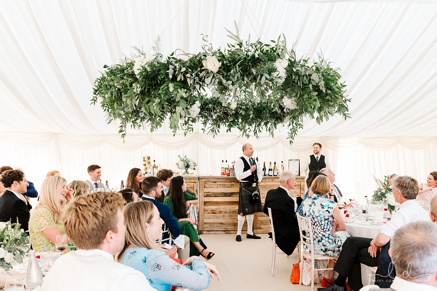 Marquee Weddings Yorkshire