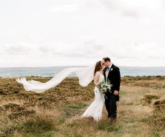 Relaxed wedding photographers Yorkshire