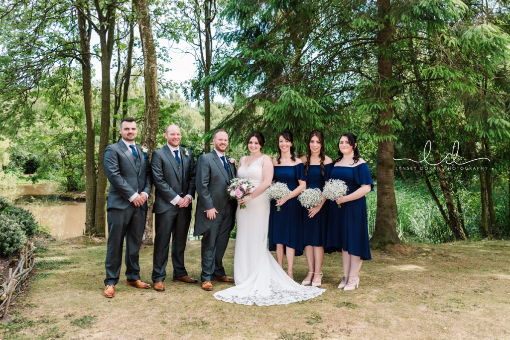 Yorkshire Wedding Photography Chevin Country Park Hotel Weddings
