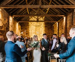Rustic Barn Wedding Venue Yorkshire